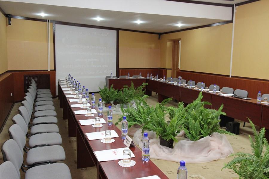 salle de conférences Hôtel Asia Samarkand 9