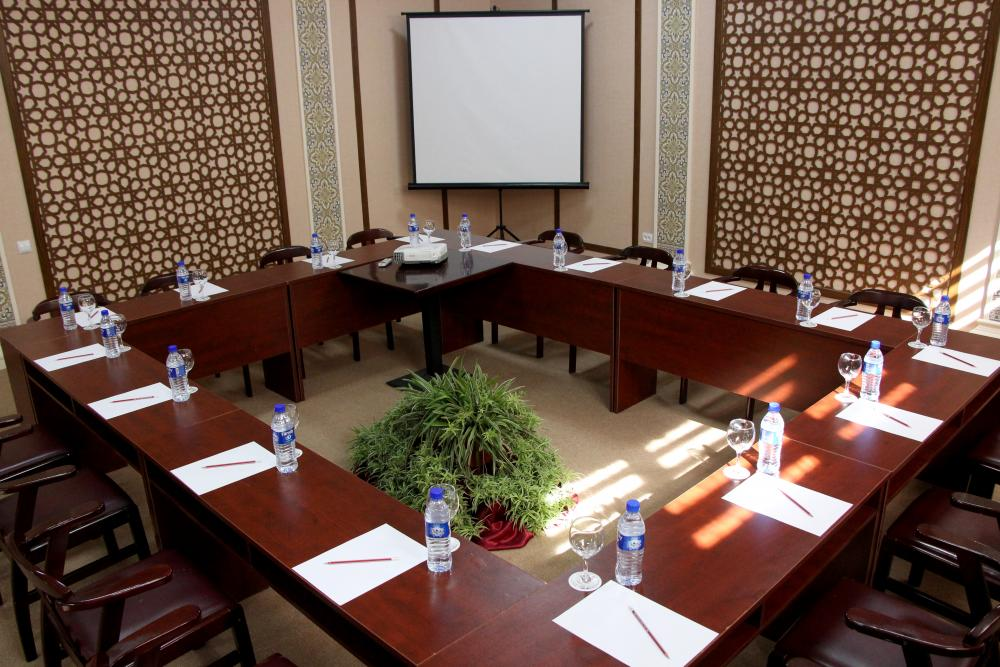 salle de conférences Hôtel Asia Tachkent 13