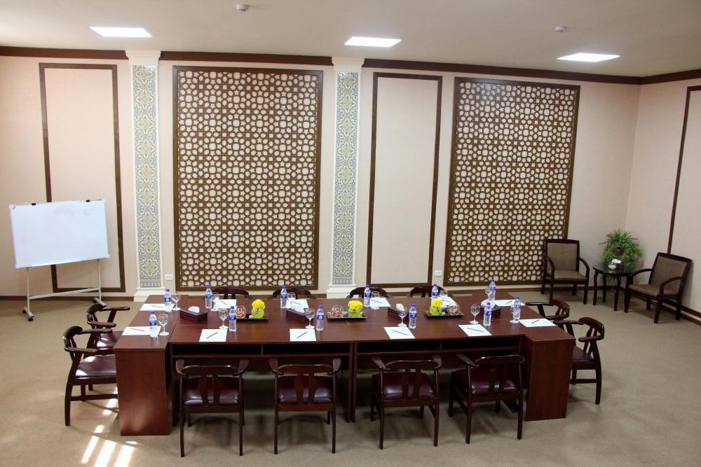 salle de conférences Hôtel Asia Tachkent 16