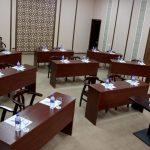 salle de conférences Hôtel Asia Tachkent 17