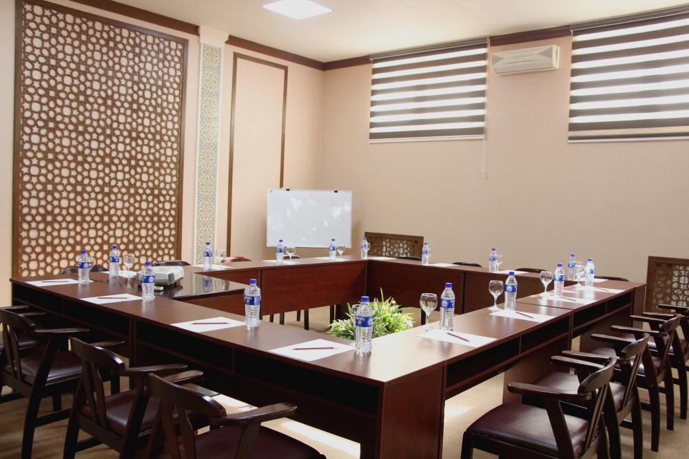 salle de conférences Hôtel Asia Tachkent