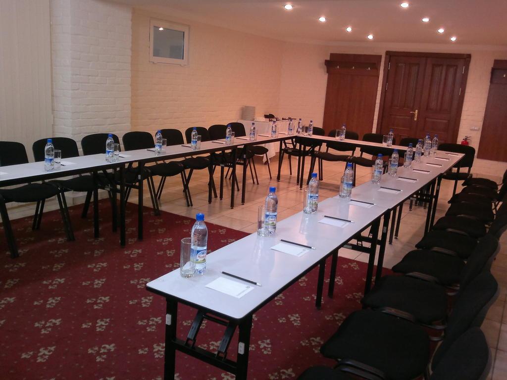 salle de conférences Hôtel Bek Tachkent 4