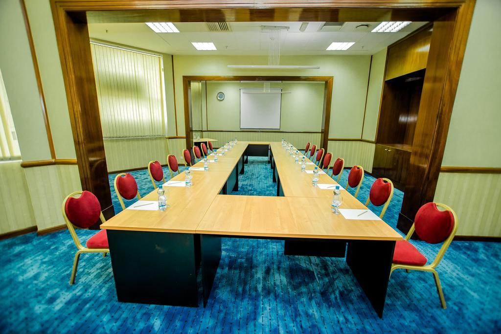 salle de conférences Hôtel City Palace Tachkent 10