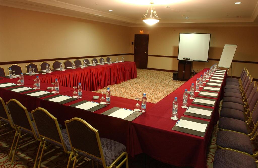 salle de conférences Hôtel Radisson Tachkent 20