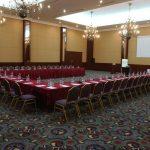 salle de conférences Hôtel Radisson Tachkent 21