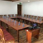 Salle de conférences Hôtel Registan Samarkand 12