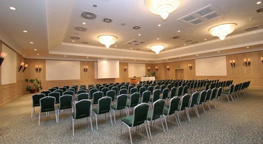 salle de conférences Hôtel Wyndham Tachkent 12
