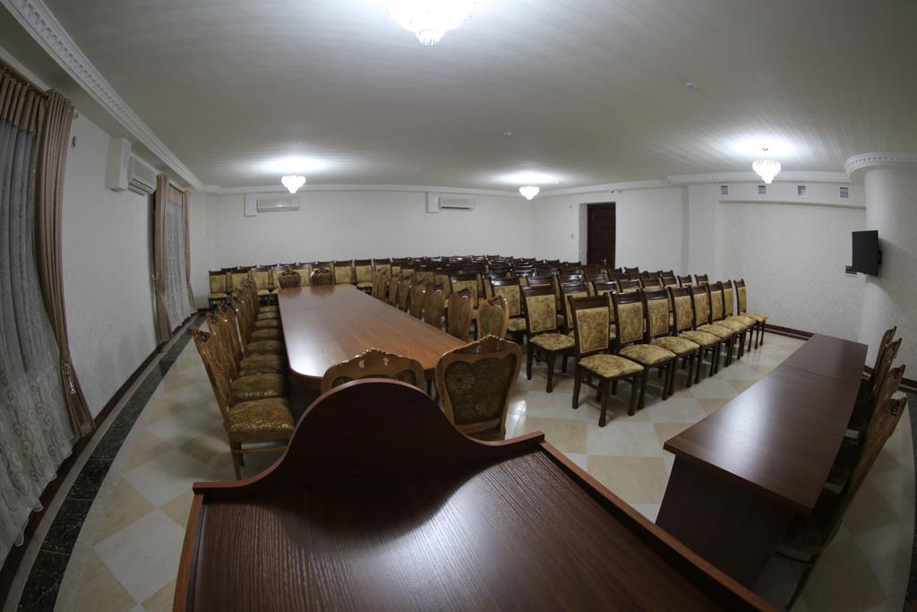 Salle de conférences Hôtel Zilol Baht Samarkand 13