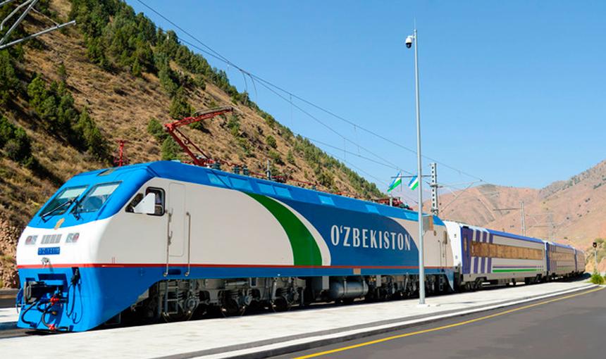 Тур в Узбекистане на поезде