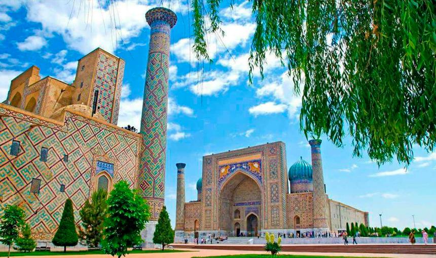 Навруз тур в Узбекистан