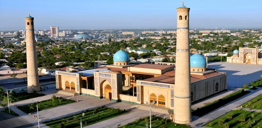 Tachkent Khast Imam