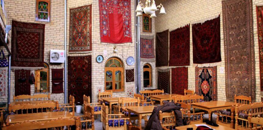 salon du the Boukhara